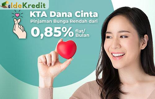 KTA Dana Cinta CTBC Bank