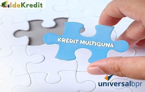 Kredit Multiguna Universal BPR