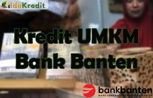 Kredit UMKM Bank Banten