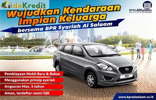 Pembiayaan Kendaraan BPRS Al Salaam