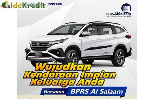 Pembiayaan Mobil BPRS Al Salaam
