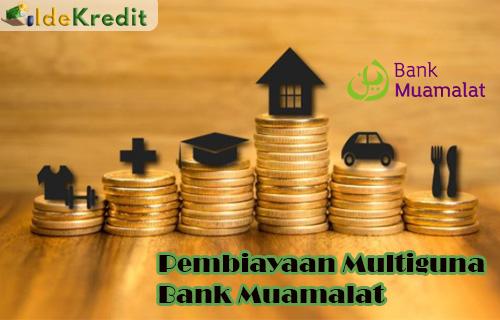 Pembiayaan Multiguna Bank Muamalat