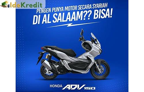 Pembiayaan Sepeda Motor BPRS Al Salaam