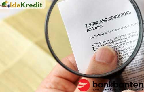 Persyaratan Kredit UMKM