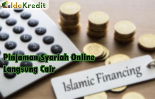 Pinjaman Syariah Online Langsung Cair