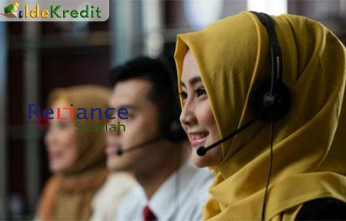 Call Center Reliance Syariah