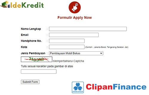 Cara Pengajuan Pembiayaan Multiguna Clipan Finance