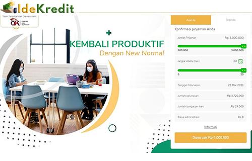 Cara Pengajuan Pinjaman Online Asakita
