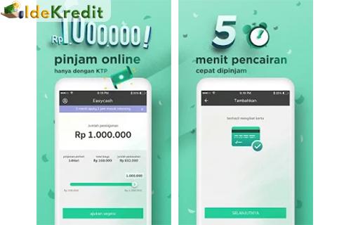 Cara Pengajuan Pinjaman Online EasyCash
