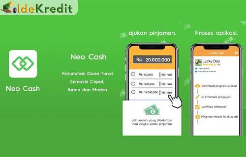 Fitur Pinjaman Neo Cash