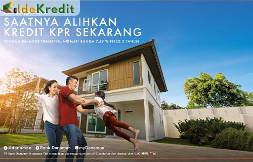 Jenis Produk KPR Bank Danamon