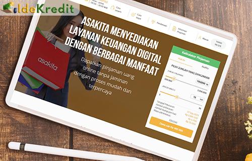 Jenis Produk Pinjaman Online Asakita