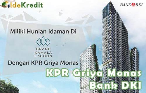 KPR Griya Monas Bank DKI