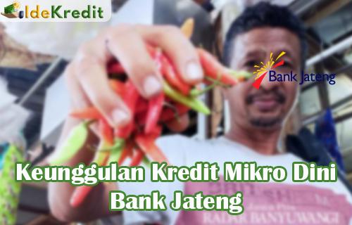Keunggulan Kredit Mikro Dini