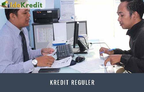 Kredit Reguler BPR Dana Mitra
