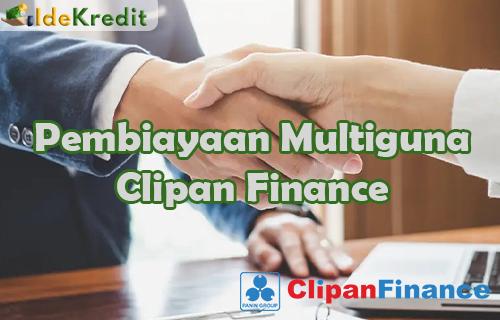Pembiayaan Multiguna Clipan Finance