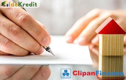 Syarat KPR Clipan Finance