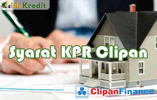 Syarat KPR Clipan