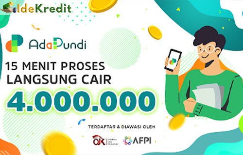 Tenor Angsuran Limit Kredit Pinjaman Online AdaPundi