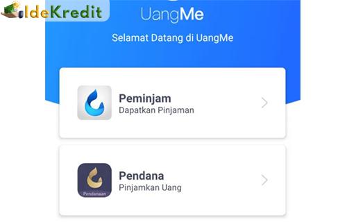 Informasi Produk UangMe 1