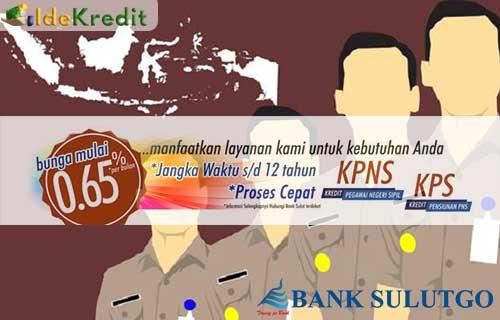 Jenis Kredit Pegawai Negeri Sipil Bank SulutGo