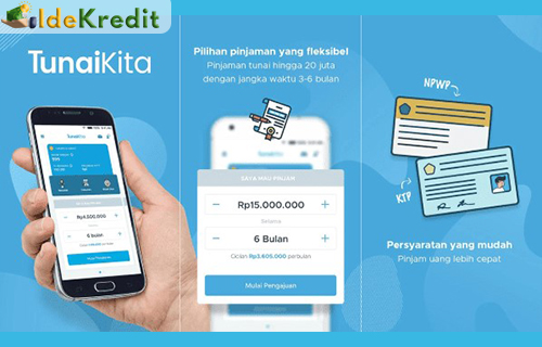 Jenis Pinjaman Online TunaiKita
