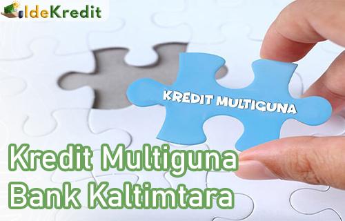 Kredit Multiguna Bank Kaltimtara