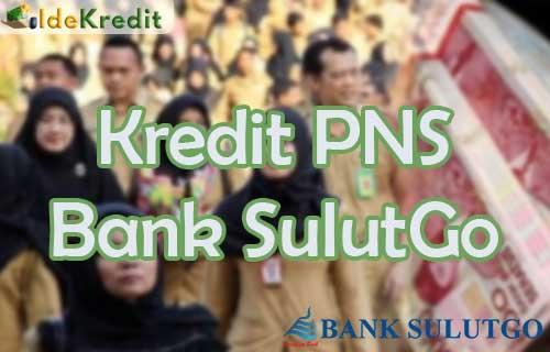 Kredit PNS Bank SulutGo