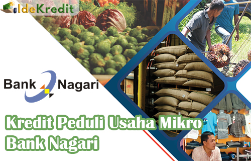 Kredit Peduli Usaha Mikro Bank Nagari