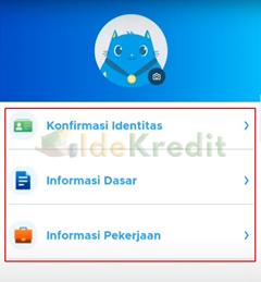 Masukkan Informasi Data