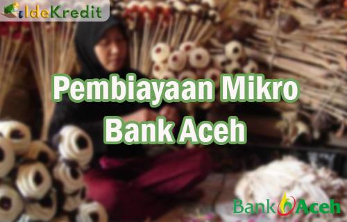 Pembiayaan Mikro Bank Aceh