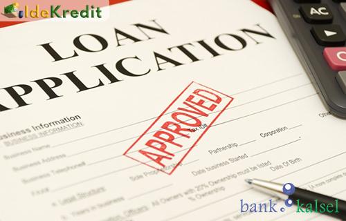 Persyaratan Pengajuan Kredit Wirausaha Bank Kalsel