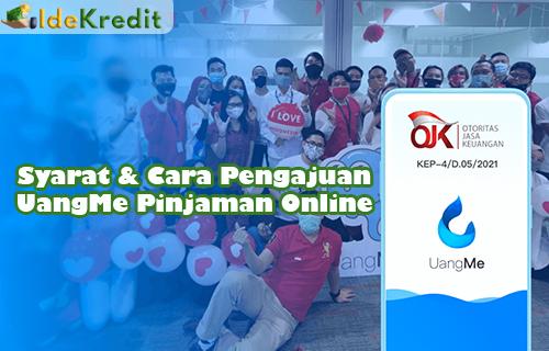 UangMe Pinjaman Online