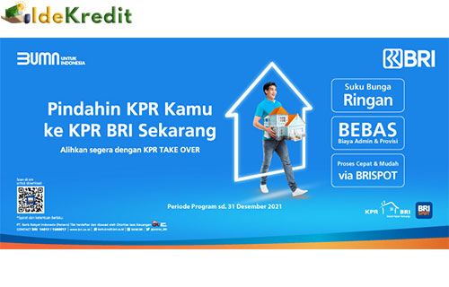 Bank BRI Take Over