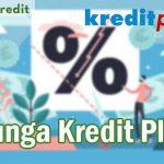 Bunga Kredit Plus