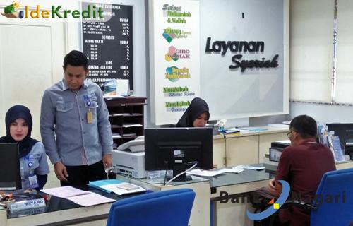 Cara Pengajuan KUR Bank Nagari