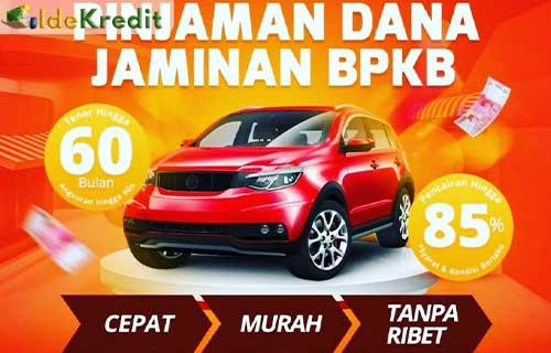 Daftar Pinjaman Jaminan BPKB Mobil