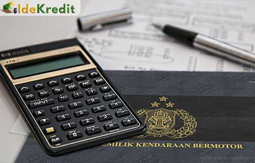 Daftar Pinjaman Jaminan BPKB Motor
