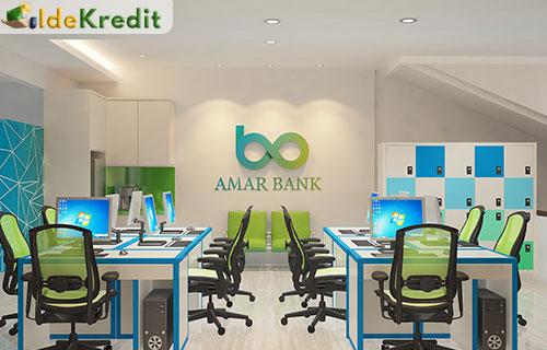 KTA Amar Bank dari Syarat Bunga Pengajuan dan Biaya