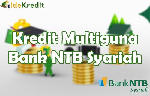 Kredit Multiguna Bank NTB Syariah
