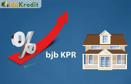 Suku Bunga Kredit Pemilikan Rumah Bank BJB