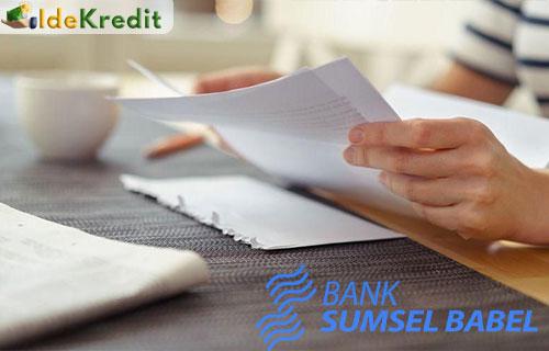 Syarat Pengajuan KUR Super Mikro Bank Sumsel Babel