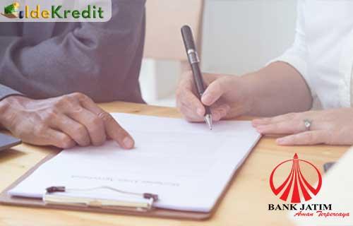 Syarat Pengajuan Kredit MULUS BPR Jatim