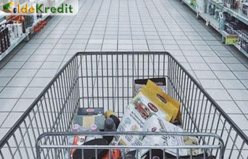 Ambil Barang Belanjaan