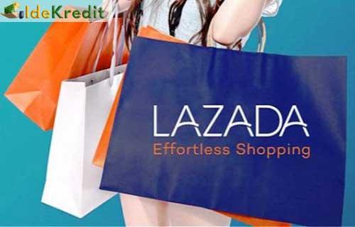 Belanja di Aplikasi Lazada Secara Intens