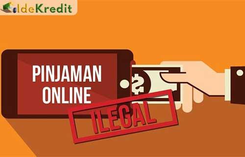 Ciri Ciri Pinjaman Online Ilegal