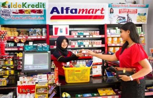 Keuntungan Belanja di Alfamart Pakai Kredivo