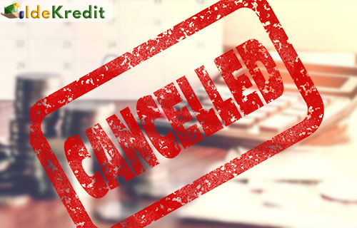 Persyaratan Membatalkan Pinjaman Rupiah Cepat
