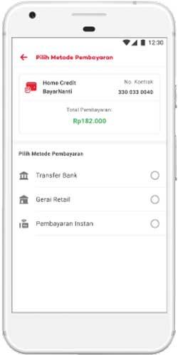 Pilih Metode Pembayaran 3