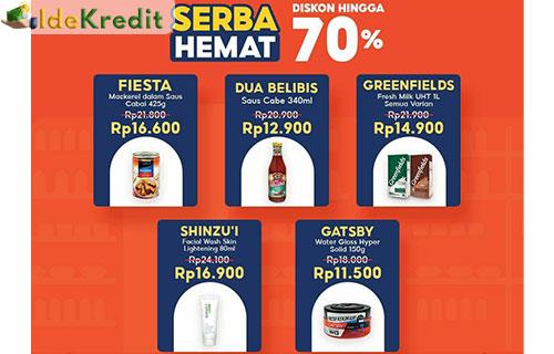 Promo Belanja di Indomaret Pakai ShopeePay